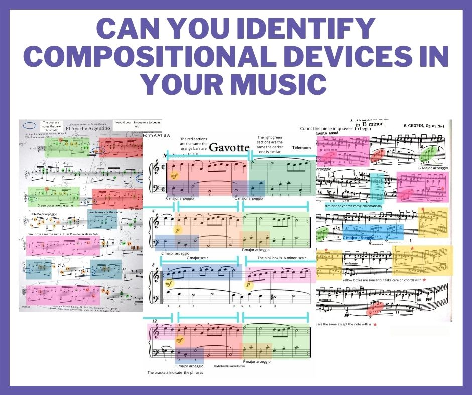 Everything you need to know about Compositional Devices in Music